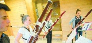 """Wälder Fagott-Quartett """"Yolo"""" räumt bei Wettbewerben ab"""