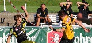 Impressionen SCR Altach vs Young Boys Bern