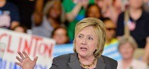 Clinton führt in Umfrage wieder vor Trump