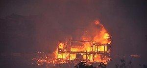 Zwei Tote bei gigantischem Waldbrand in Kalifornien