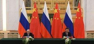 Russland und China wollen Partnerschaft vertiefen