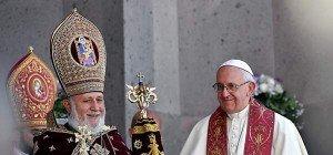 Türkei verurteilt Papst-Äußerung zu Völkermord an Armeniern