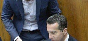 Österreich für stufenweise Aufhebung von Russland-Sanktionen