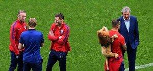 Für England müssen im Achtelfinale gegen Island Tore her