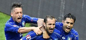 Italien entzauberte Spanien im Achtelfinale – 2:0-Sieg