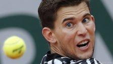 Thiem in Wimbledon souverän in Runde zwei