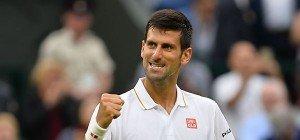 Djokovic, Federer zogen in dritte Wimbledon-Runde ein