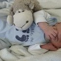 Geburt von Tobias Flatz am 26. Mai 2016