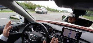 BMW arbeitet mit Partnern am selbstfahrenden Auto