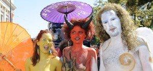 Bregenz: Erste Ländle-Regenbogenparade