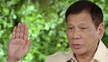 Duterte als neuer Präsident vereidigt