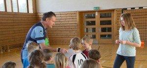 Kleinkinder lieben Ballschule in VS Nofels
