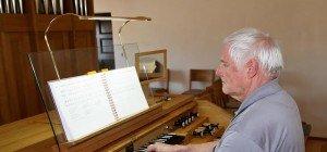 Mensch aus der Heimat: Der Orgelspielende Wetterfrosch Edi Walser