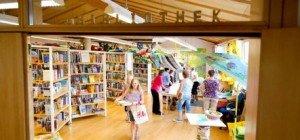 Sommerstart in der Bibliothek Schlins