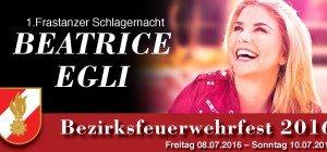 Erste Frastanzer Schlagernacht mit BEATRICE EGLI LIVE!