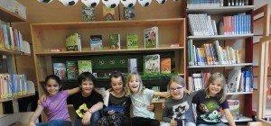 Erfolgreiche Leseaktion der Volksschule Schruns