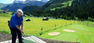 Höchstgelegener Golfplatz Österreichs eröffnet