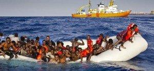 EU: Flüchtlingsströme aus afrikanischen Ländern mit Entwicklungshilfe dämmen