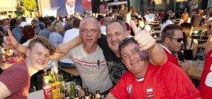 Sommerfest & EM-Finale beim FLAX Götzis