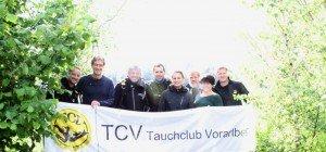 Vereine aus der Heimat: Tauchclub Vorarlberg (TCV)