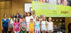 Preisverleihung beim 3. Literatur-Nachwuchswettbewerb im Walgau
