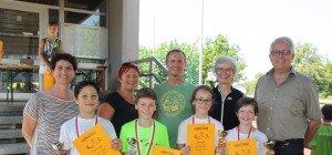Volksschule Lochau feierte ein großartiges Sport- und Spielefest