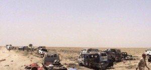 250 IS-Kämpfer bei Luftangriffen im Irak getötet