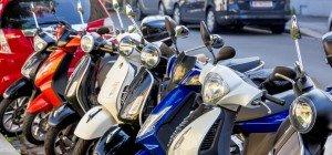 17 Mopeds in Dornbirn aus dem Verkehr gezogen