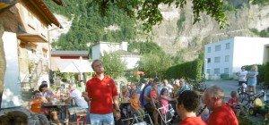 Öffentliche Probe der Bürgermusik Hohenems