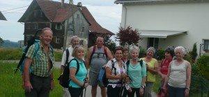 Wandertag Kneipp-Activ-Club Schwarzach