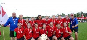 Coca Cola Girls Cup geht an Vorarlberg