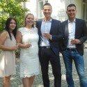 Hochzeit von Sarah Resch und Alexander Rosani