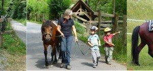 Ferienspaß für Ponyfreunde