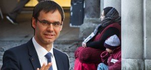 Landesregierung steht bei Bettelverbot hinter Stadt Bregenz