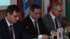 """Regierungschefs der """"Arge Alp"""" tagen in Bezau"""