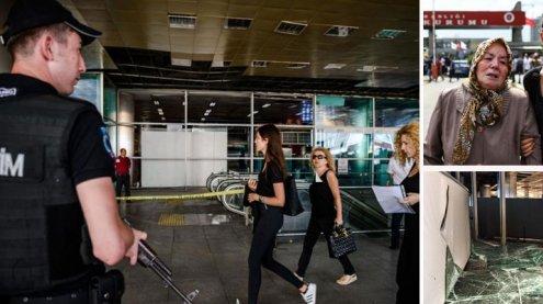 41 Tote nach Flughafen-Anschlag: Fahndung auf IS konzentriert