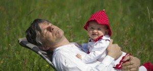 Vatertag ist für die Österreicher weniger wichtig wie Muttertag