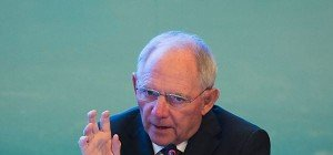Schäuble: Keine Programme zur Abschwächung von Brexit-Folgen