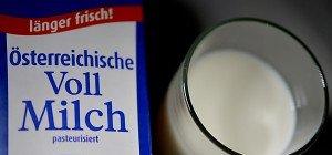 Milcherzeugung in Österreich 2015 erneut gestiegen