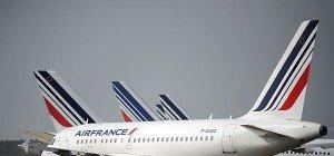Flugbegleiterstreik bei Air France trifft Zehntausende