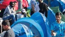 Italien versorgt derzeit 135.000 Flüchtlinge