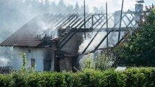 Nach Explosion in Bayern: Rohrbombe entdeckt