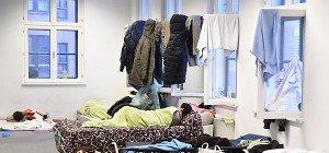 Weiter 18.000 Notquartierplätze für Flüchtlinge in Evidenz