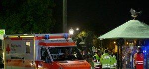 Sprengstoffanschlag in Ansbach (Bayern): Toter und Verletzte
