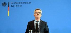 """Deutscher Innenminister will Debatte über """"Ballerspiele"""""""