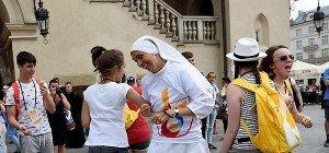 Katholischer Weltjugendtag beginnt in Krakau
