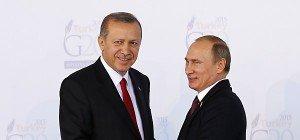 Erdogan trifft Putin Anfang August