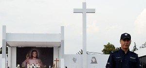 Papst Franziskus kommt zum Weltjugendtag nach Krakau