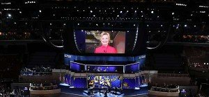 Clinton als Präsidentschaftskandidatin nominiert