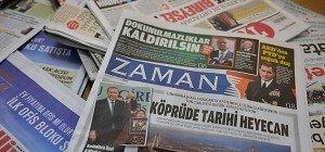 """Türkei: Haftbefehle gegen 47 Mitarbeiter der Zeitung """"Zaman"""""""